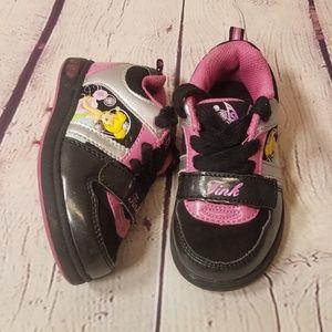 Tinkerbell sneakers